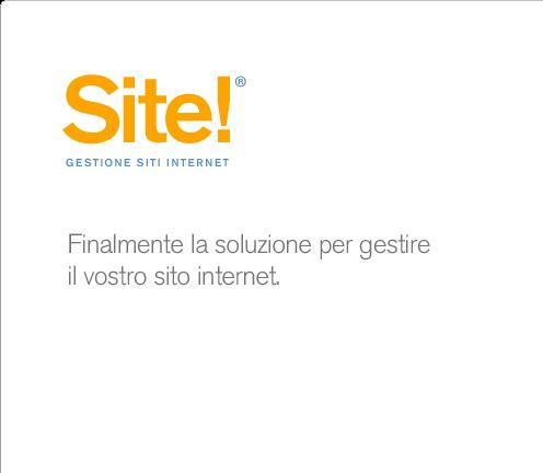 Finalmente! - La soluzione per gestire il vostro sito internet.